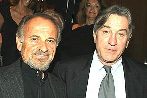 Jersey Boys Opening - Joe Pesci - Robert DeNiro