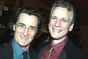 Jersey Boys Opening - Roger Rees - Rick Elice