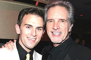 Jersey Boys Opening - Daniel Reichard - Bob Gaudio
