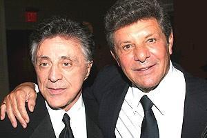 Jersey Boys Opening - Frankie Valli - Frankie Avalon