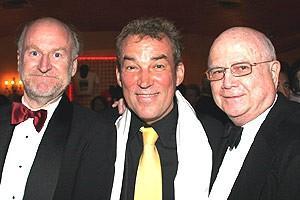 Jersey Boys Opening - Rocco Landesman - Des McAnuff - Gerald Schoenfeld