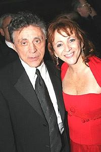 Jersey Boys Opening - Frankie Valli - daughter Toni