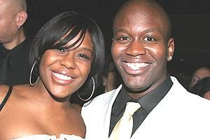 Jersey Boys Opening - Tracee Beazer - Tituss Burgess
