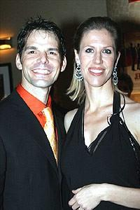 Jersey Boys Opening - J. Robert Spencer - Jenny-Lynn Suckling
