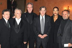 Jersey Boys Opening - Frankie Valli - Tommy DeVito - Bob Gaudio - Robert DeNiro - Grace Hightower - Joe Pesci
