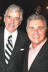 Jersey Boys Opening - Dennis Farina - Steve Tyrell