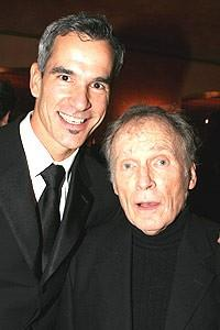 Jersey Boys Opening - Jerry Mitchell - Dick Cavett