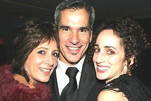 Jersey Boys Opening - Jodi Moccia - Jerry Mitchell - Nina Goldman