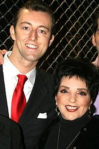 Liza Minnelli at Jersey Boys - Prince Max Schaumburg-Lippe - Liza Minnelli 