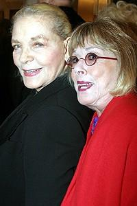 Phantom Record Breaking Party - Lauren Bacall - Phyllis Newman