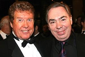Phantom Record Breaking Party - Michael Crawford - Andrew Lloyd Webber