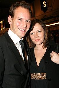 Phantom Record Breaking Party - Patrick Wilson - Dagmara Dominczyk