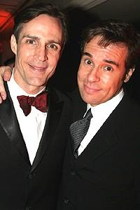 Phantom Record Breaking Party - Howard McGillin - Richard