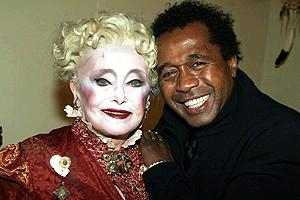 Wicked cast farewells 2006 - Rue McClanahan - Ben Vereen