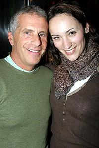 Wicked cast farewells 2006 - Marc Platt - Eden Espinosa