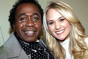 Carrie Underwood at Wicked - Ben Vereen - Carrie Underwood