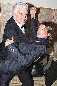 Lisa Rinna Sees John O&#39;Hurley in Chicago - John O&#39;Hurley - Lisa Rinna (dancing #1)