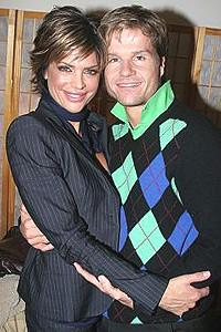 Lisa Rinna Sees John O&#39;Hurley in Chicago - Lisa Rinna - Louis van Amstel