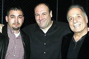 James Gandolfini at Jersey Boys - Sgt. John Lankford - James Gandolfini - Arthur J. Nascavella