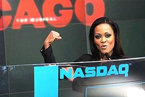 Chicago Meets NASDAQ - Robin Givens