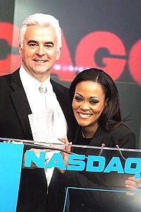 Chicago Meets NASDAQ - Robin Givens - John O&#39;Hurley