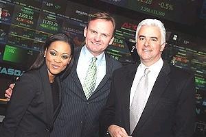 Chicago Meets NASDAQ - Robin Givens - Bruce Aust - John O'Hurley