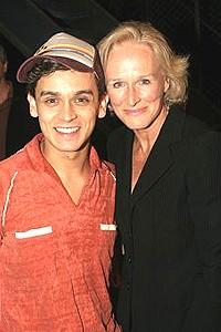 Stars Come Out for Jersey Boys -  Michael Longoria - Glenn Close