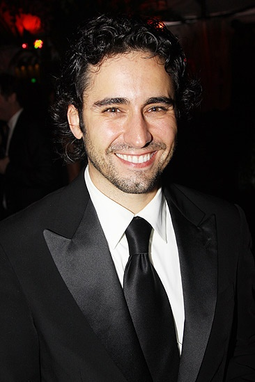 2010 Tony Ball – John Lloyd Young