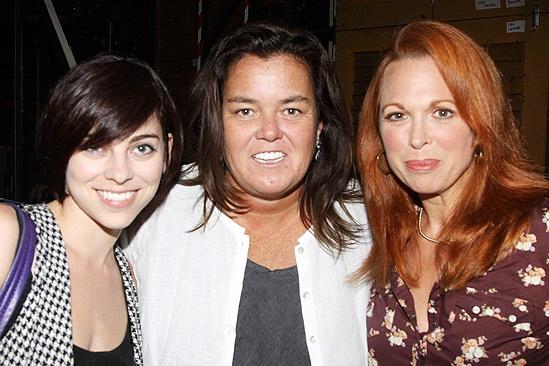 Rosie Addams – Rosie O'Donnell – Krysta Rodriguez – Carolee Carmello