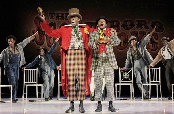 Show Photos - The Scottsboro Boys - Colman Domingo - Forrest McClendon