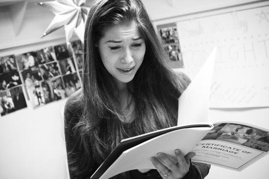 Sarah Amengual in West Side Story  - Sarah Amengual