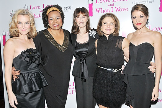 Love One Year – Erin Dilly - Aisha de Haas – Barbara Feldon – Tovah Feldshuh – Ashley Austin Morris