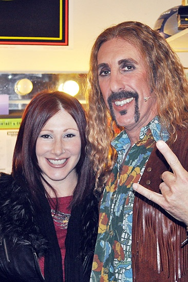 Tiffany at Rock of Ages – Tiffany – Dee Snider