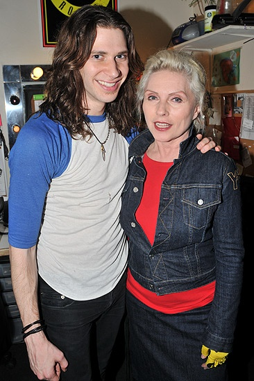 Debbie Harry at Rock of Ages  Joey Taranto  Debbie Harry