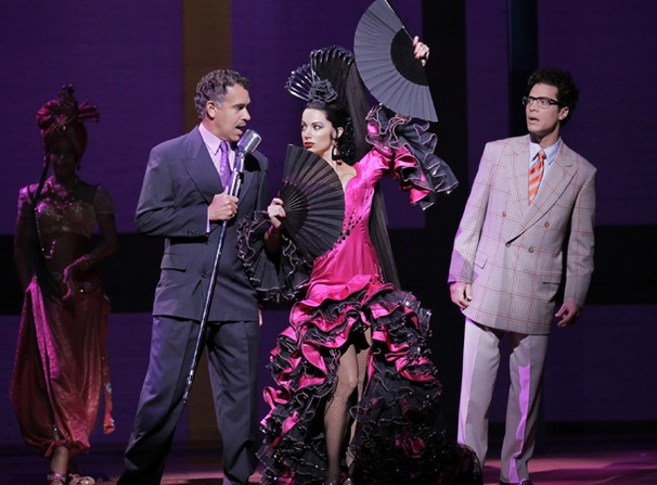 Show Photos - Women on the Verge of a Nervous Breakdown - Brian Stokes Mitchell - Nina Lafarga - Justin Guarini