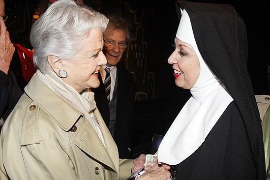 Divine Sister Baldwin Lansbury – Angela Lansbury – Julie Halston