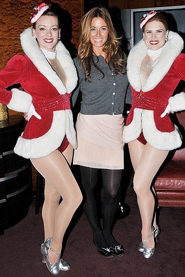 Radio City Christmas  Kelly Bensimon
