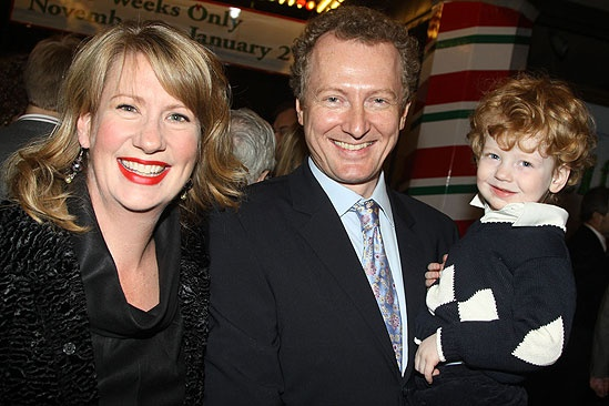 Elf opens – Bob Martin –family