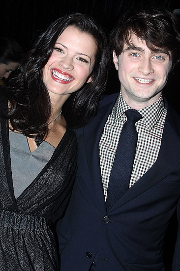 Harry Potter 7  Rose Hemingway  Daniel Radcliffe