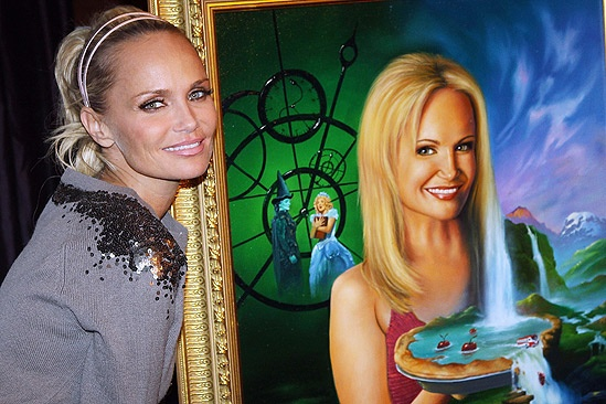 Chenoweth dopo - Kristin Chenoweth 
