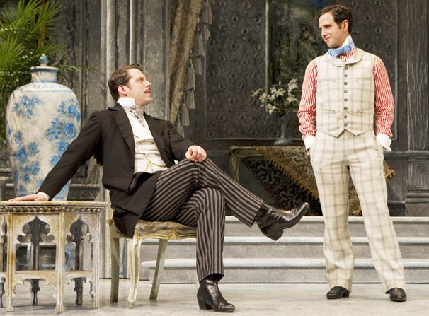 Show Photos - The Importance of Being Earnest - David Furr - Santino Fontana
