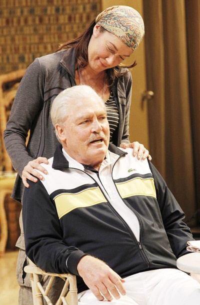 Show Photos - Other Desert Cities - Elizabeth Marvel - Stacy Keach