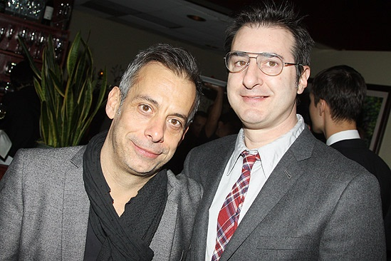 Desert City Opens  Joe Mantello  Jon Robin Baitz