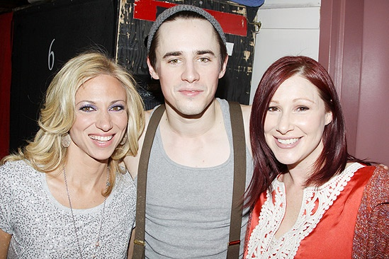 Deb Tif Spidey - Debbie Gibson - Reeve Carney - Tiffany