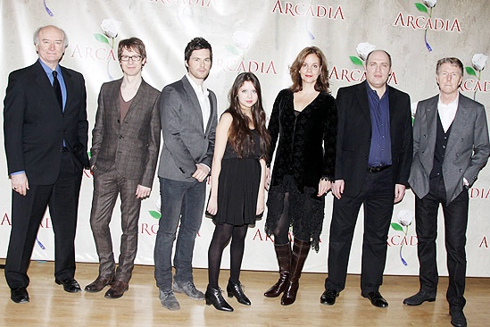 Arcadia meet – Edward James Hyland – David Turner – Tom Riley – Bel Powel – Margaret Colin – Glenn Fleshler – Byron Jennings