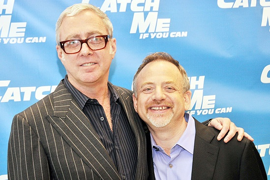 Catch me Preview – Scott Wittman – Marc Shaiman