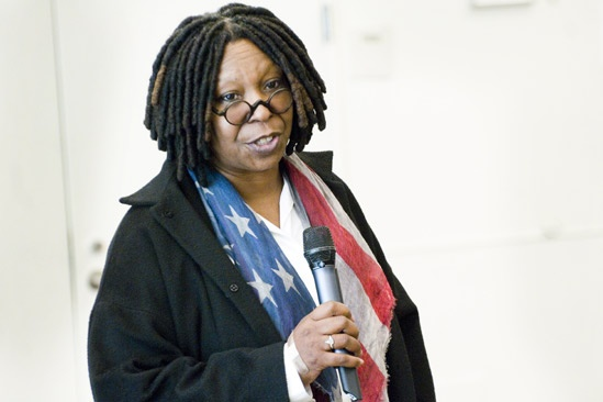 Sister Act Meet and Greet – Whoopi Goldberg