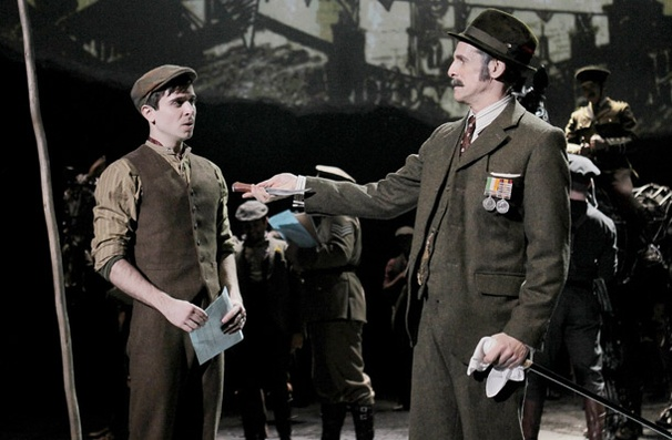 Show Photos - War Horse - Matt Doyle - T. Ryder Smith