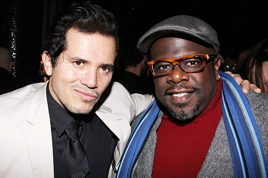 Ghetto Klown opens – John Leguizamo – Cedric The Entertainer