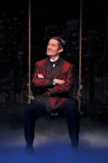 Show Photos - The Addams Family - Roger Rees